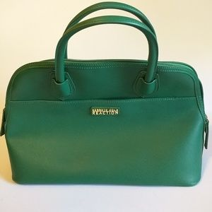 Green Kenneth Cole Reaction Tote